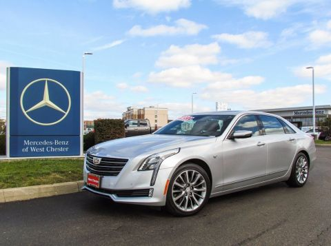 Pre-Owned 2016 Cadillac CT6 Sedan Premium Luxury AWD AWD