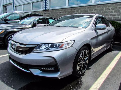 Pre-Owned 2016 Honda Accord Coupe EX-L V6
