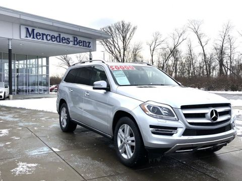 Certified Pre-Owned 2015 Mercedes-Benz GL 350