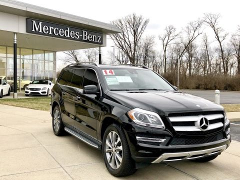 Certified Pre-Owned 2015 Mercedes-Benz GL 450 4MATIC® SUV AWD