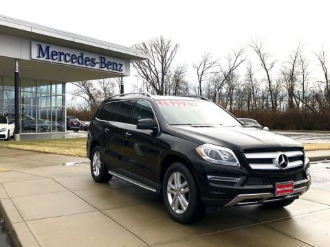 Certified Pre-Owned 2015 Mercedes-Benz GL-Class GL 450 4MATIC®  SUV AWD