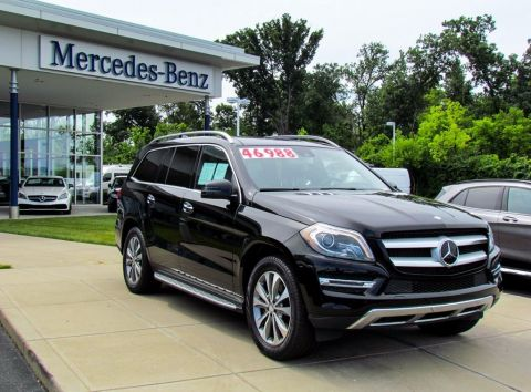 Certified Pre-Owned 2015 Mercedes-Benz GL-Class GL 450