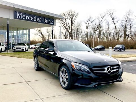 Certified Pre-Owned 2015 Mercedes-Benz C 300 4MATIC® Seadn AWD