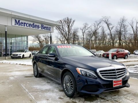 Certified Pre-Owned 2015 Mercedes-Benz C 300 4MATIC® Luxury Sedan AWD