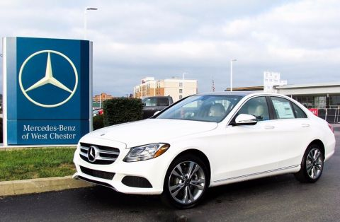 Certified Pre-Owned 2015 Mercedes-Benz C 300 4MATIC® Sedan AWD