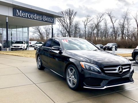 Certified Pre-Owned 2015 Mercedes-Benz C 400