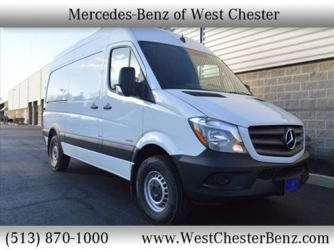 New 2016 Mercedes-Benz Sprinter 2500 Cargo Van