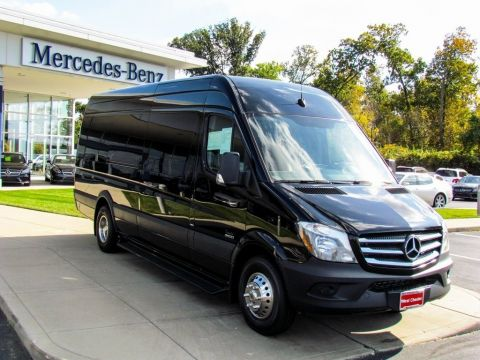 Pre-Owned 2016 Mercedes-Benz Sprinter 3500 Extended Chassis Cab