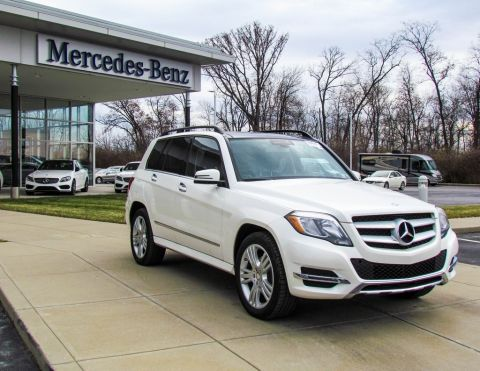Certified Pre-Owned 2015 Mercedes-Benz GLK 350 4MATIC® SUV AWD