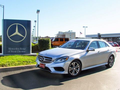 Certified Pre-Owned 2016 Mercedes-Benz E 250D BlueTEC 4MATIC® Sedan AWD