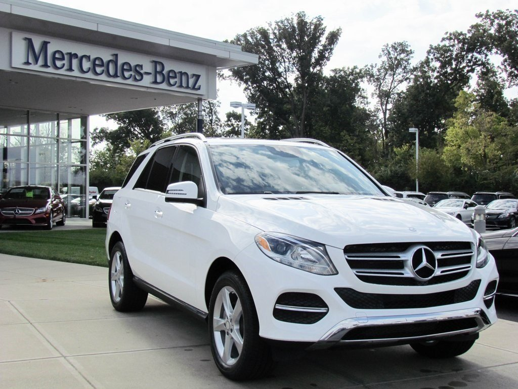 stock w16354 new 2017 mercedes benz gle gle350 4matic