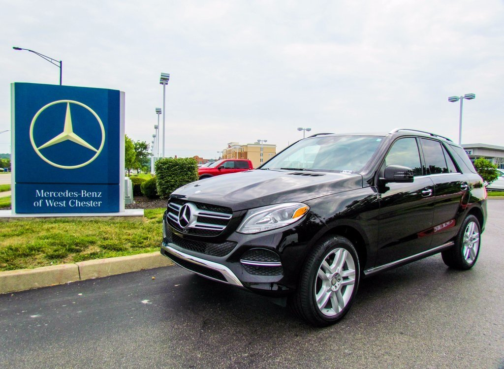 Stock w2671p pre owned 2017 mercedes benz gle gle 350 in for Mercedes benz b3 service
