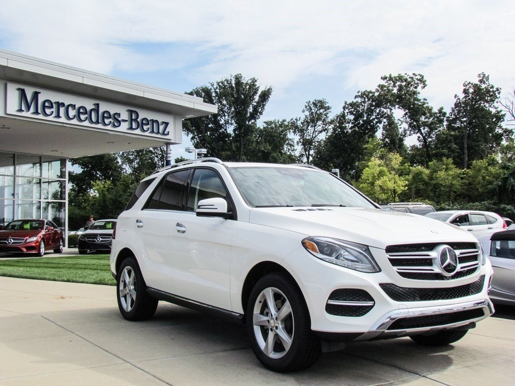 stock w16196 new 2016 mercedes benz gle gle350 4matic in west chester. Black Bedroom Furniture Sets. Home Design Ideas