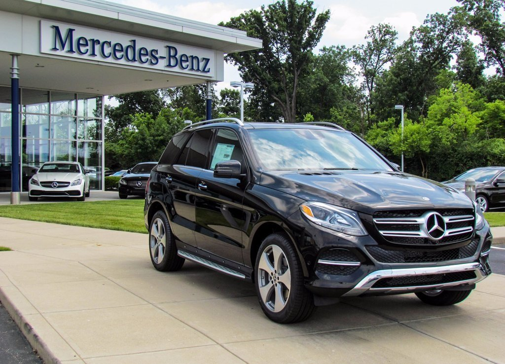stock w16860 new 2017 mercedes benz gle gle 350 in west chester. Black Bedroom Furniture Sets. Home Design Ideas
