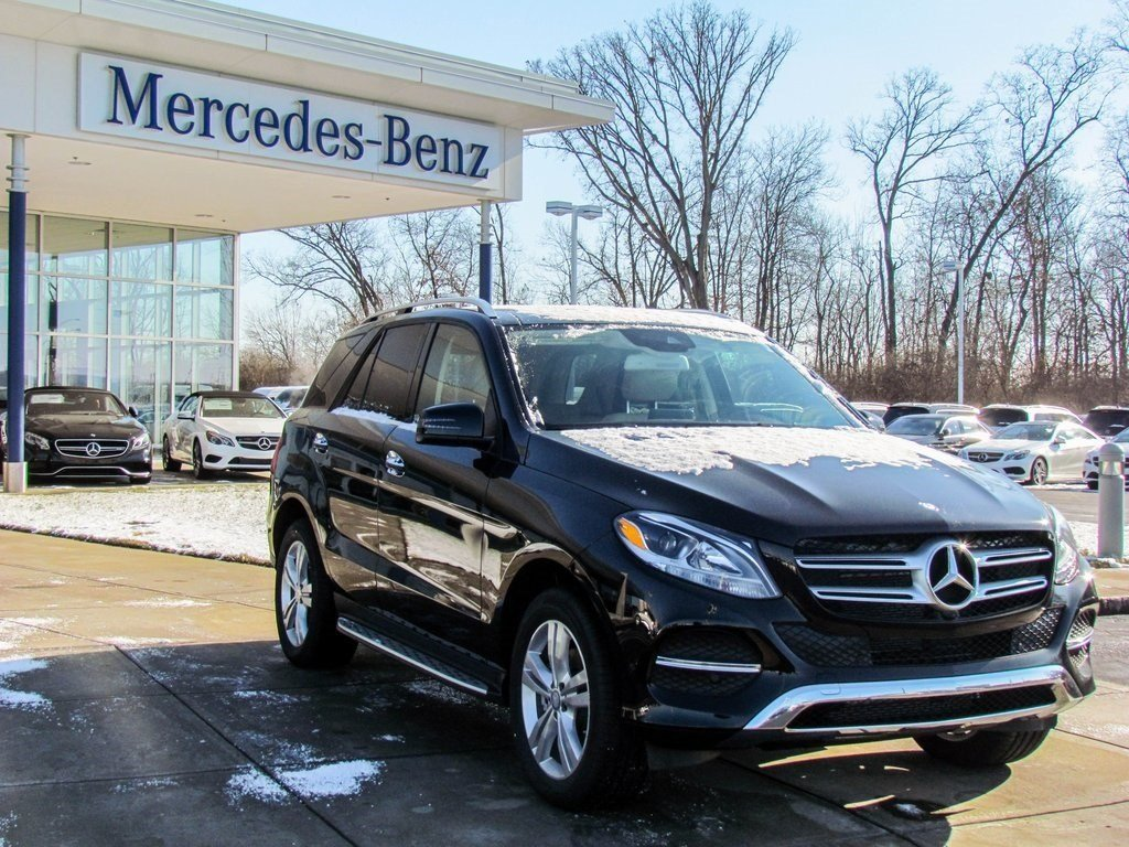 Stock w16630 new 2017 mercedes benz gle gle350 4matic for 2017 mercedes benz gle350 4matic price