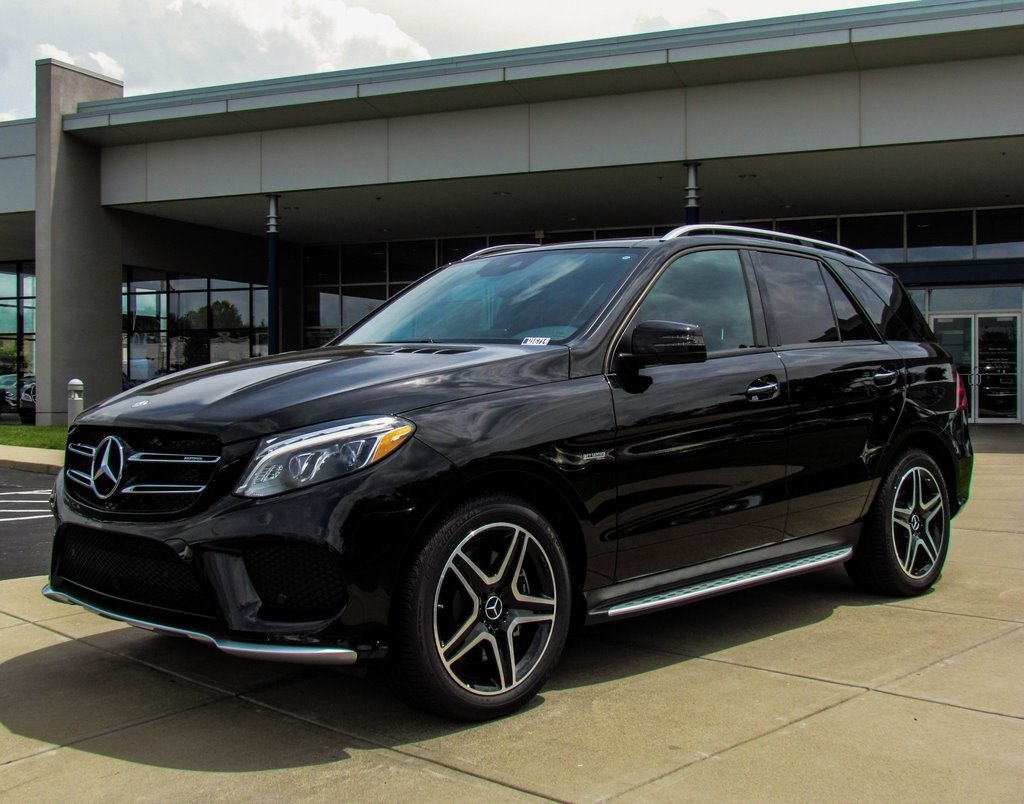 Stock w16714 pre owned 2017 mercedes benz gle 43 amg for Mercedes benz b3 service