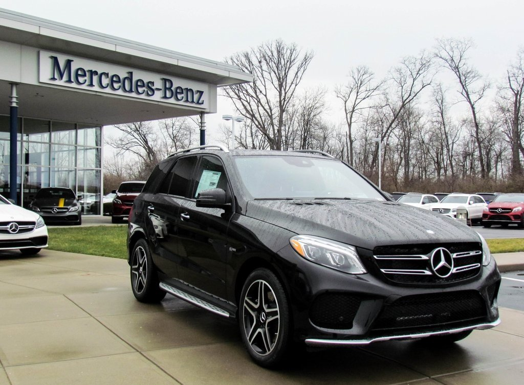 Stock W16714 New 2017 Mercedes Benz Gle Amg Gle 43 In