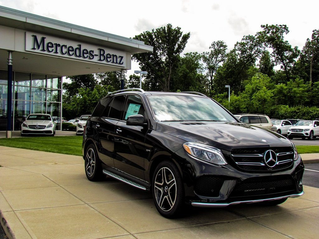 Stock w16714 pre owned 2017 mercedes benz gle 43 amg for Mercedes benz buckhead preowned