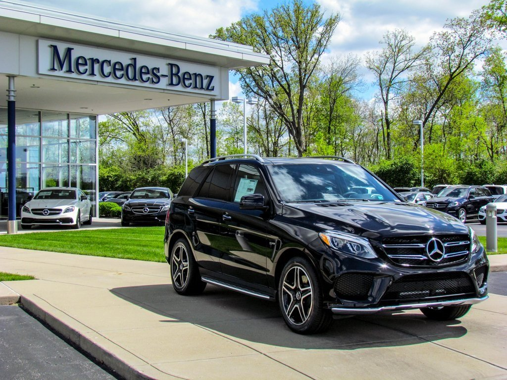 Stock W16783 New 2017 Mercedes Benz Gle Gle 43 Amg Suv