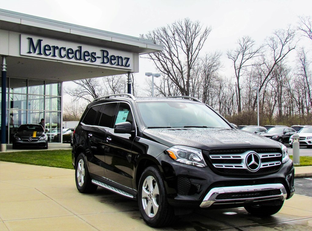 Stock w16736 new 2017 mercedes benz gls gls 450 in west for 2017 mercedes benz gls 450