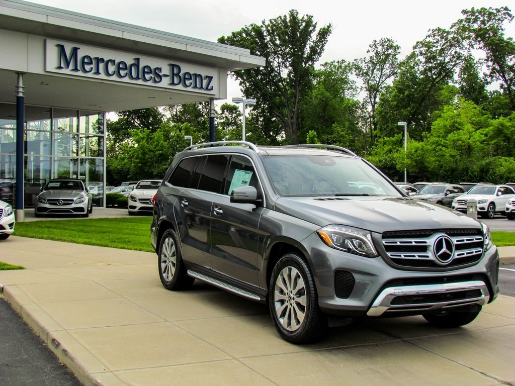 Stock w16808 new 2017 mercedes benz gls gls 450 in west for 2017 mercedes benz gls 450