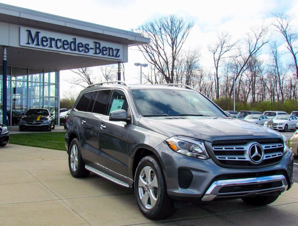 Stock w16699 new 2017 mercedes benz gls gls 450 in west for 2017 mercedes benz gls 450