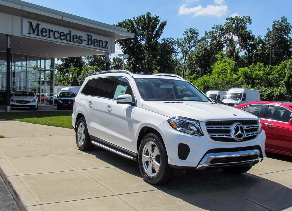 Stock w16862 new 2017 mercedes benz gls gls 450 in west for 2017 mercedes benz gls 450