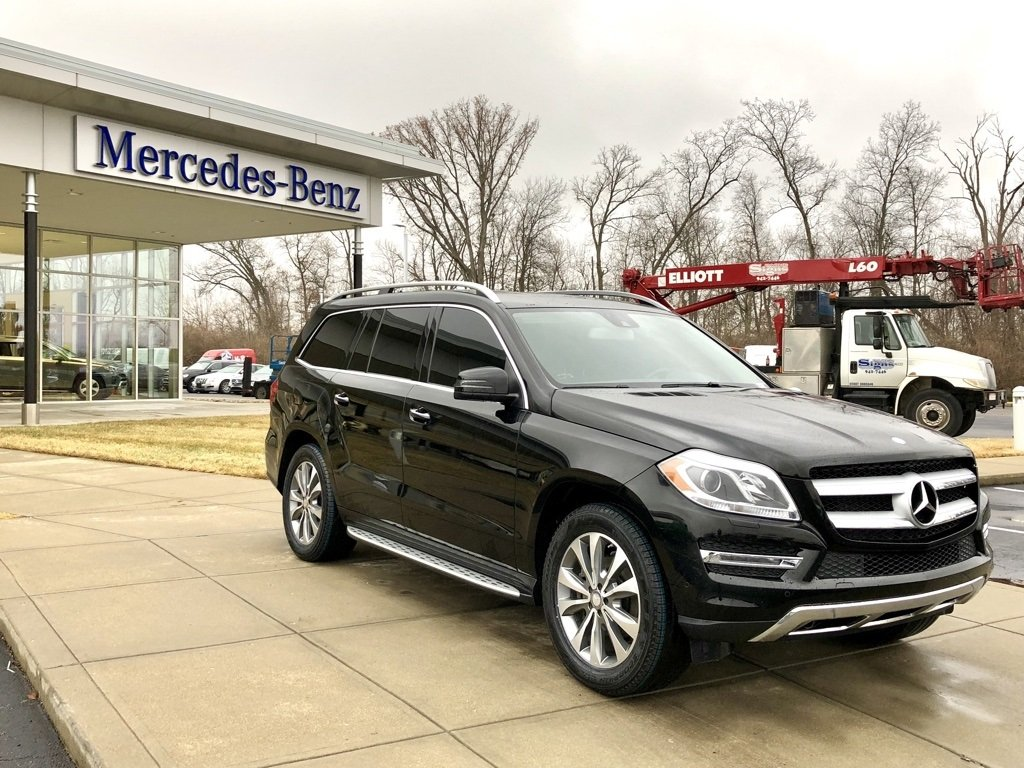 Certified Pre-Owned 2014 Mercedes-Benz GL 450 4MATIC® SUV