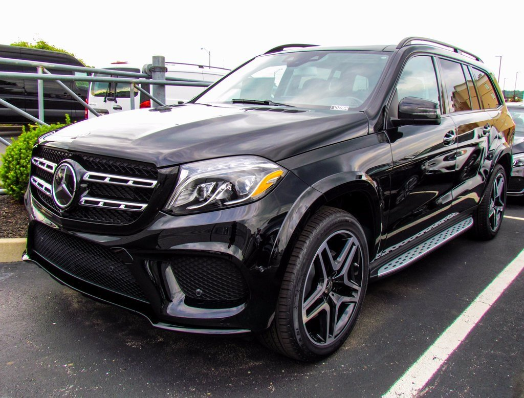 Stock W16984 New 2018 Mercedes Benz Gls Gls 550 In West