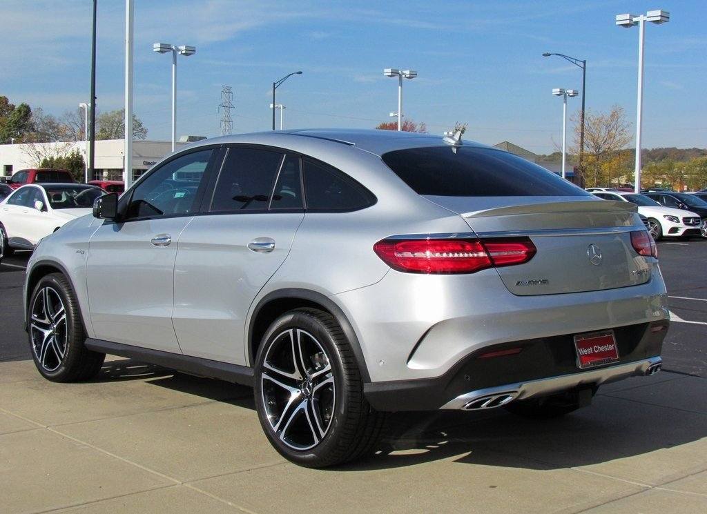 Stock w16510 new 2017 mercedes benz gle amg gle43 coupe for 2017 mercedes benz gle