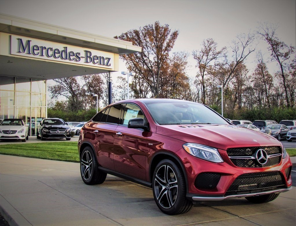 Mercedes Of West Chester >> Stock#: W16533 New 2017 Mercedes-Benz GLE AMG® GLE43 4-Door Coupe in West Chester