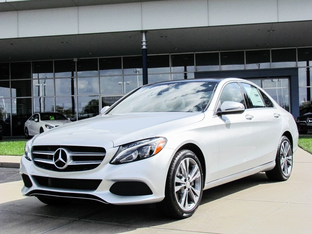 Stock w16434 new 2017 mercedes benz c class c 300 in for C class 300 mercedes benz