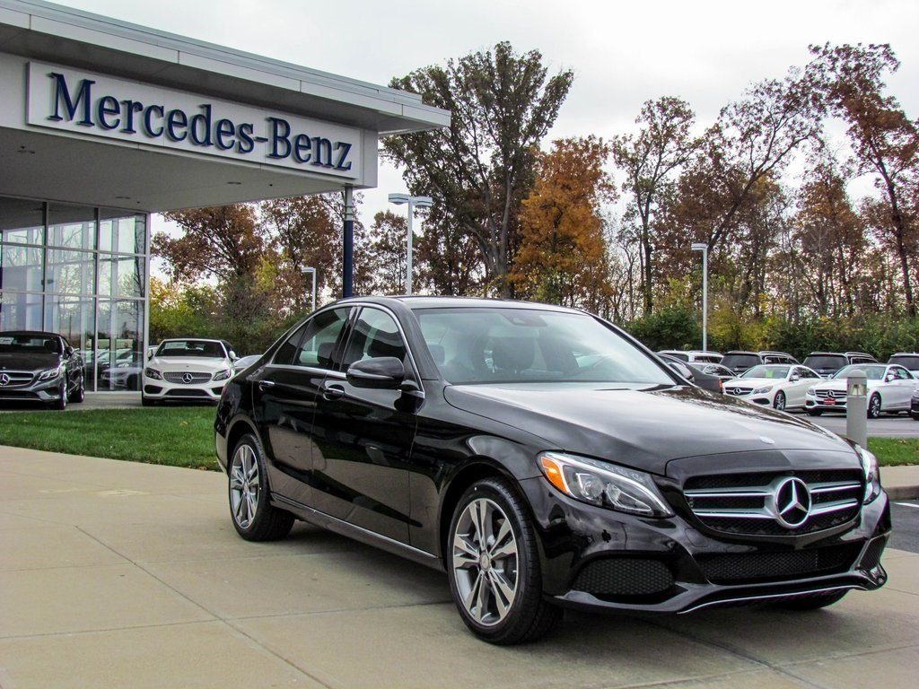 Stock w16513 new 2017 mercedes benz c class c 300 in for Mercedes benz westchester