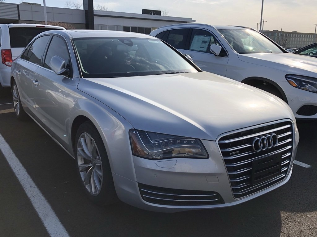 Audi audi a8 : Stock#: W3043Q Pre-Owned 2013 Audi A8 L 3.0L quattro Tiptronic in ...