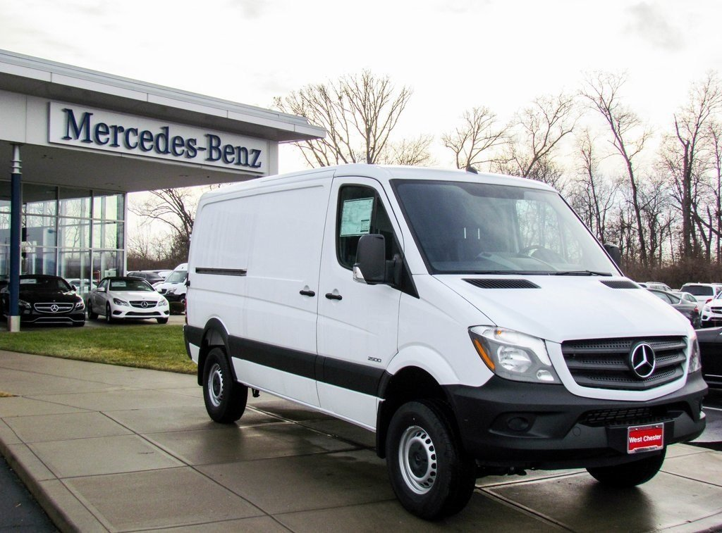 Stock w16622 new 2016 mercedes benz sprinter 2500 cargo for New mercedes benz sprinter