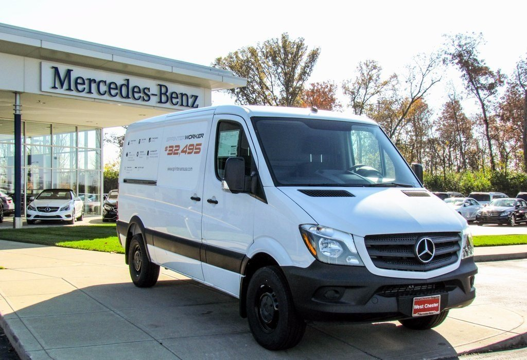 Stock swc16014 new 2016 mercedes benz sprinter 2500 for Mercedes benz 2500 cargo van