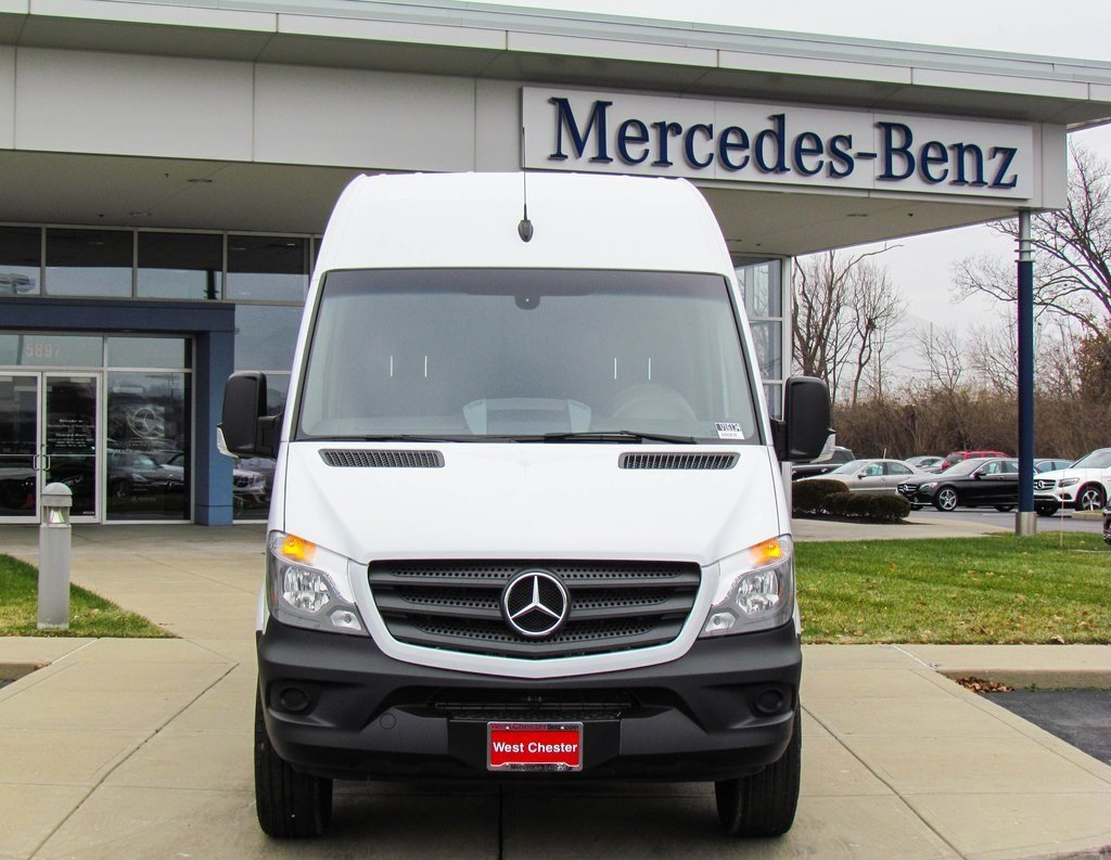 Stock swc16014 new 2016 mercedes benz sprinter 2500 for New mercedes benz sprinter