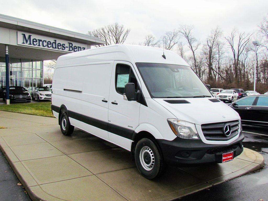 Stock v16151 new 2016 mercedes benz sprinter cargo van for Mercedes benz 2500 cargo van