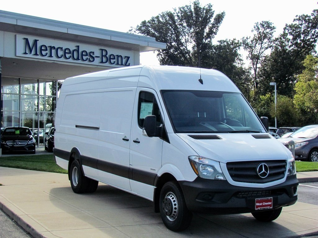 Stock v16110 new 2016 mercedes benz sprinter 3500 170 for Mercedes benz 3500 sprinter