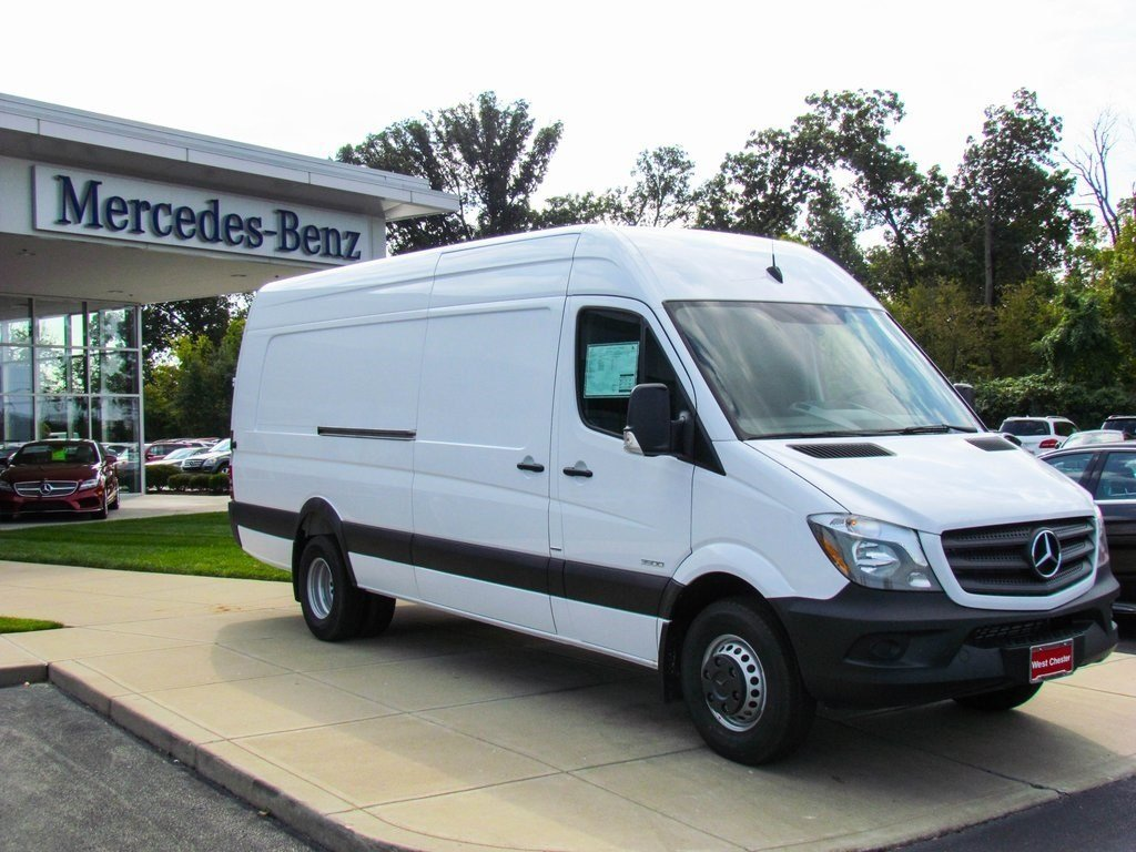 Stock v16111 new 2016 mercedes benz sprinter 3500 ext for Mercedes benz 3500 sprinter
