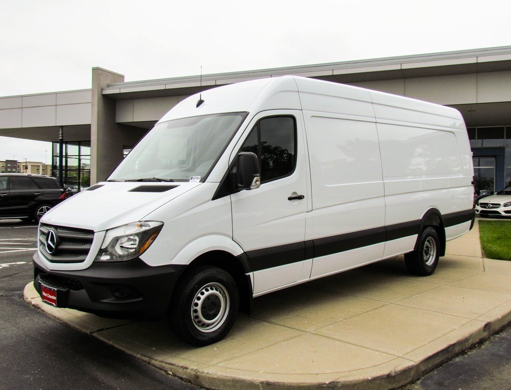 Stock v16205 new 2017 mercedes benz sprinter 3500 cargo for New mercedes benz sprinter