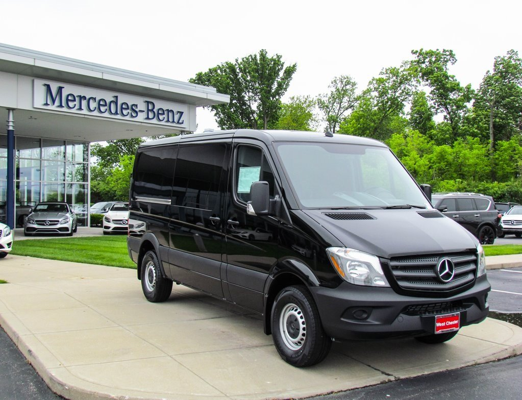 Stock v16187 new 2017 mercedes benz sprinter 2500 crew for New mercedes benz sprinter