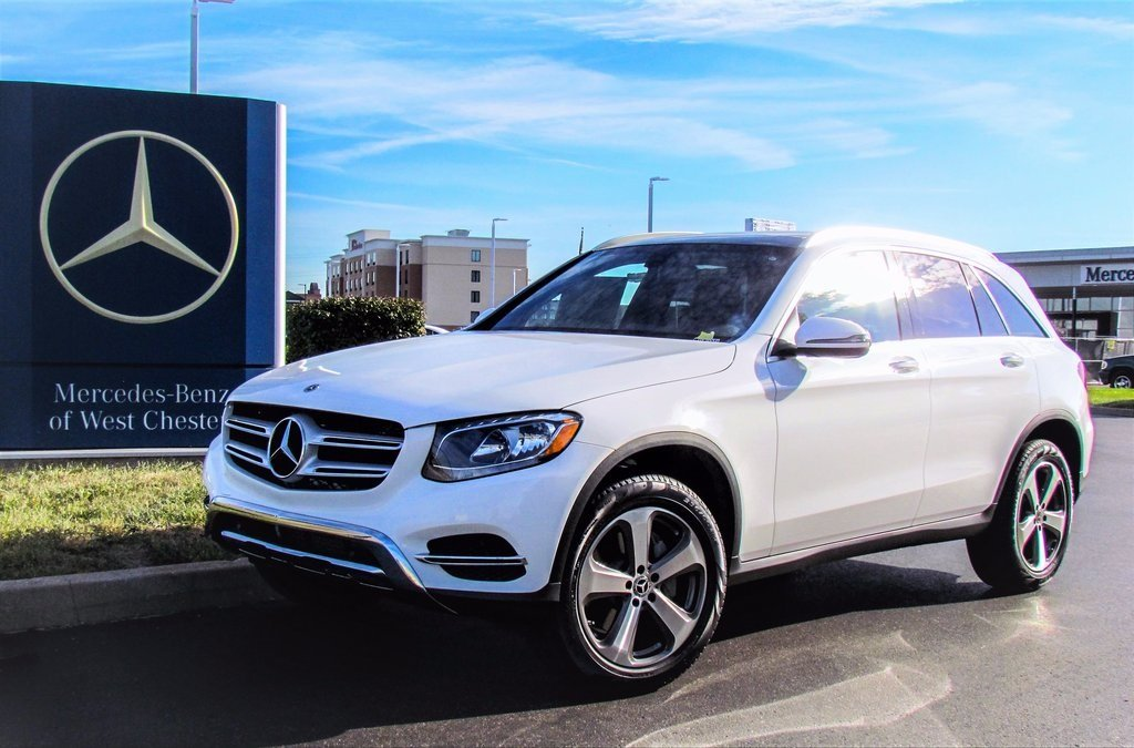 Stock w17078 new 2018 mercedes benz glc glc 300 in west for Mercedes benz financial services jobs