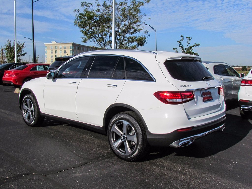 Stock w17078 new 2018 mercedes benz glc glc 300 in west for Mercedes benz financial services online payment