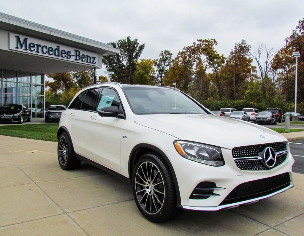 stock w16503 new 2017 mercedes benz glc amg glc43 in west chester. Black Bedroom Furniture Sets. Home Design Ideas