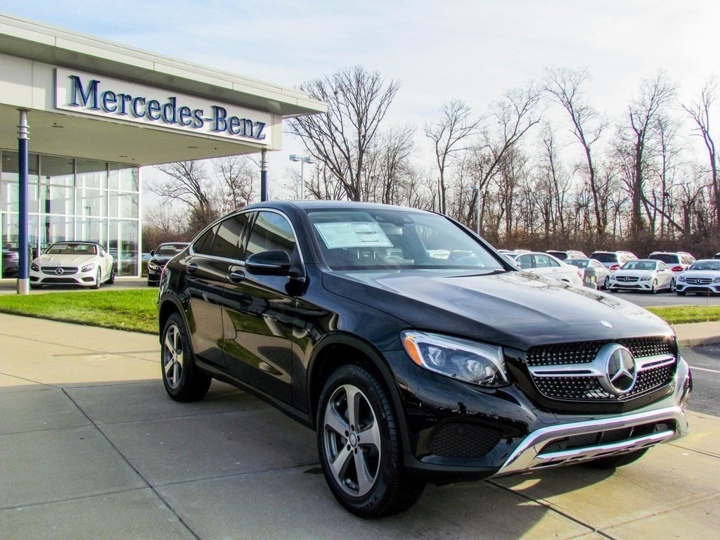 Stock W16618 New 2017 Mercedes Benz Glc Glc300 4matic 4