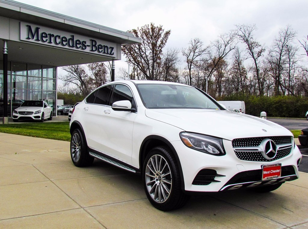 Stock l2909p pre owned 2018 mercedes benz glc 300 4matic for Mercedes benz canada pre owned