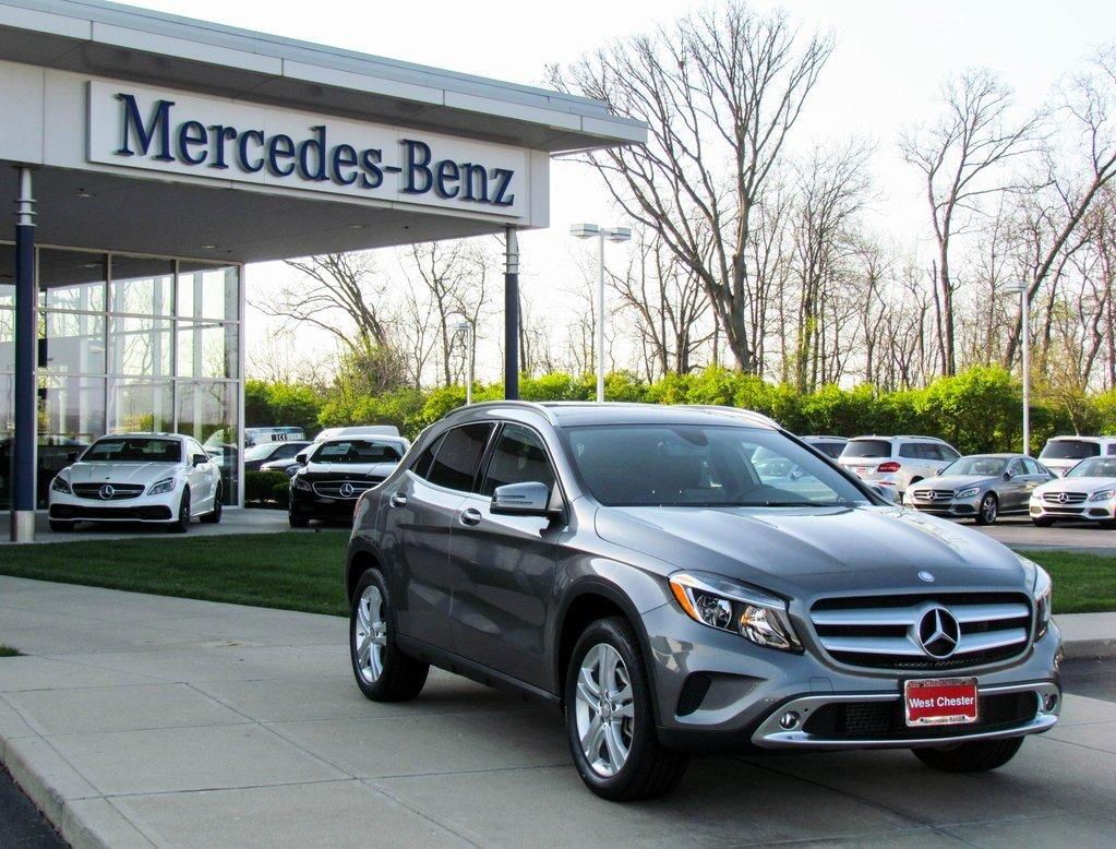 Stock l2568p pre owned 2017 mercedes benz gla gla 250 in for Mercedes benz buckhead preowned