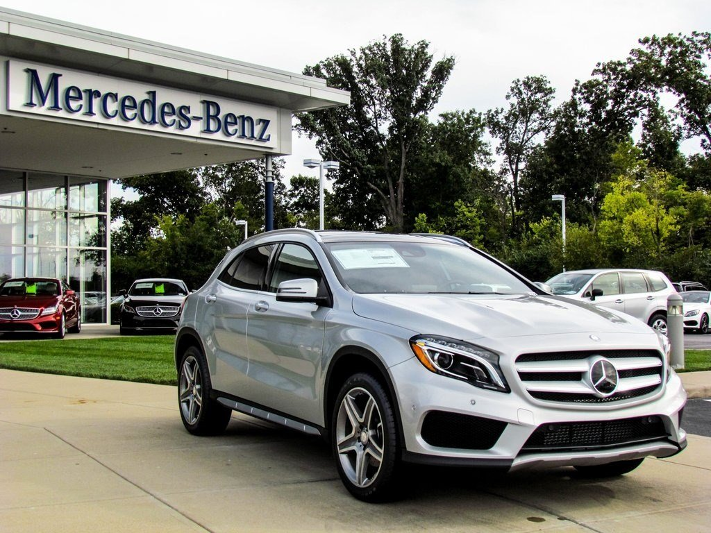 stock w16425 new 2017 mercedes benz gla gla250 in west chester. Cars Review. Best American Auto & Cars Review