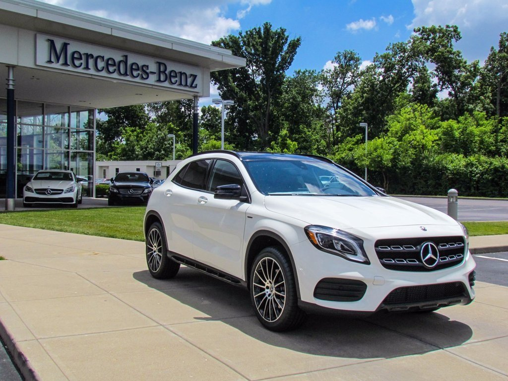Stock w16853 new 2018 mercedes benz gla gla 250 in west for Mercedes benz b3 service